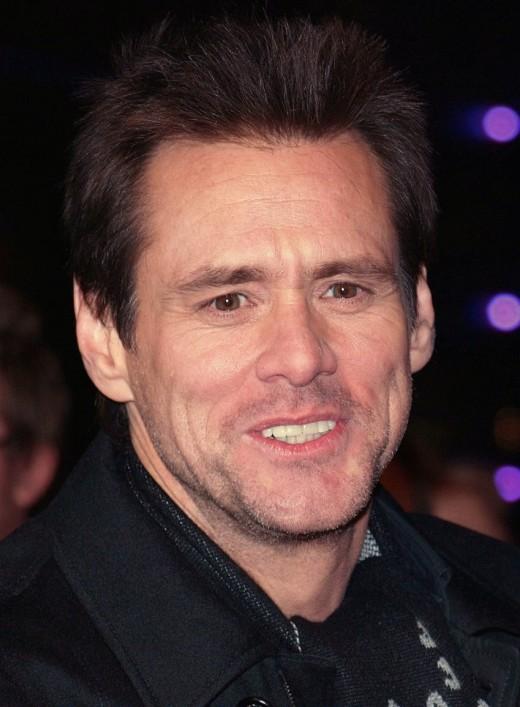 Jim Carrey, Yesman premiere