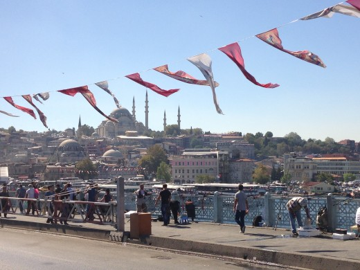 Istanbul, Turkey, Thriving from the Islamic Banking taking place in the country