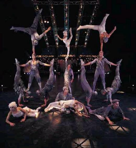 Cirque du Soleil pic #2
