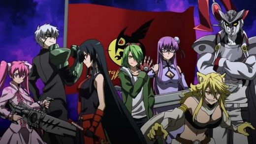 Akame ga Kill - Night Raid
