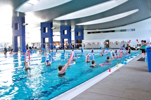 Water exercise is the most effective for those with AS