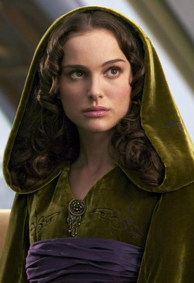 Natalie Portman as Padme Amidala