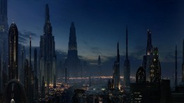 Coruscant, the Galactic Capitol