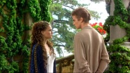 Anakin and Padme converse