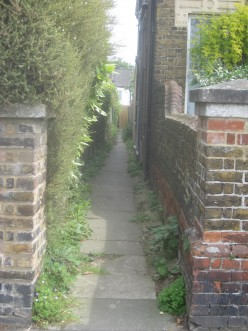 Whitstable Heritage: Don't Privatise Our Alleys