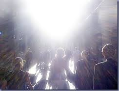 When The light Of God Shines, Unclean  Spirits are Banished. Keep on Shinning The Light.