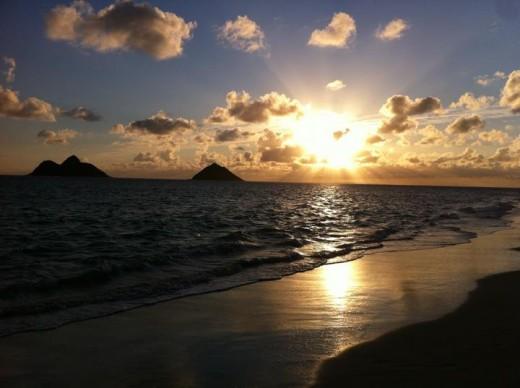 Lanikai Beach