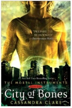 Books Like The Mortal Instruments