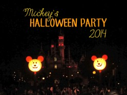 Mickey's Halloween Party 2014