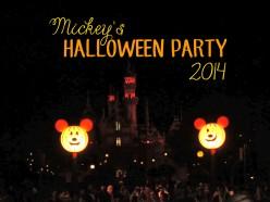 Mickey's Halloween Party 2014