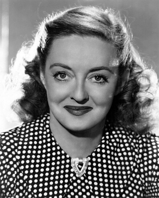 Bette Davis, has a bold aries Sun and a Scorpio rising. Songs have been made about her eyes!!!