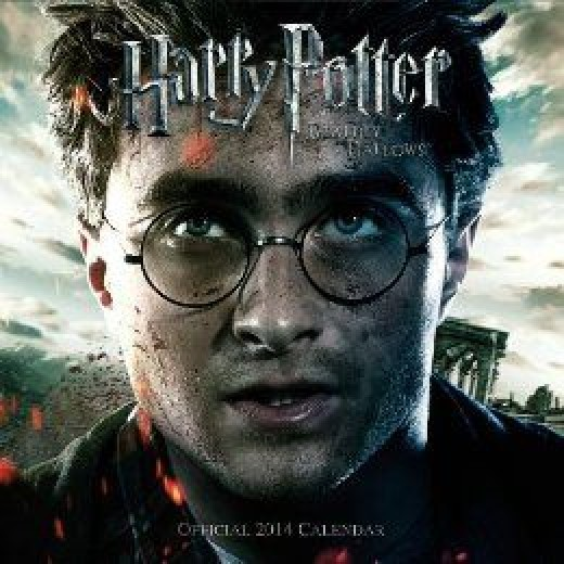 Harry Potter Calendar 2014