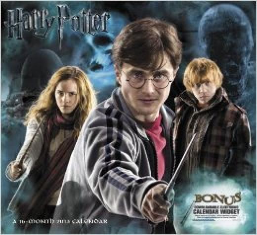 Harry Potter 2013 Calendar