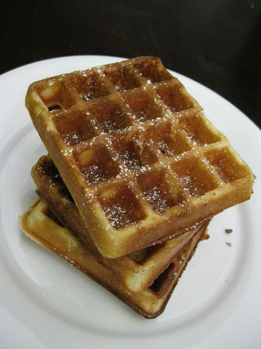 Arnold Gatilao -  Fremont, CA, USA - Waffles