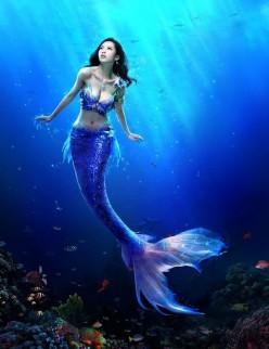 A Mermaid Princess VI
