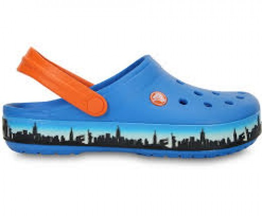 Crocs New York Skyline Shoes