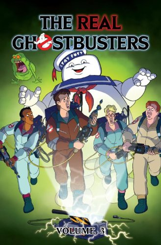 The Real Ghostbusters DVD