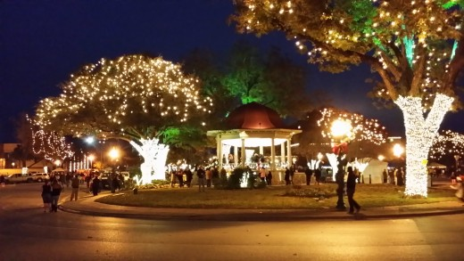 Wassailfest in New Braunfels during Christmas Season