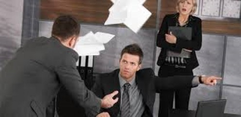Telling a manager that you will not do what he asks will get you back in the unemployment line