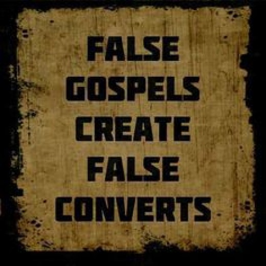 The Church system creates converts, but the Gospel creates disciples.