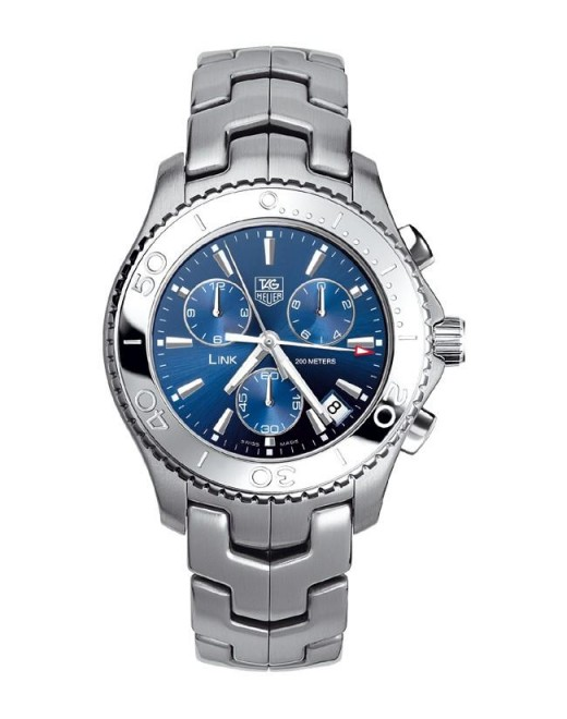 Tag Heuer Men's Link Blue