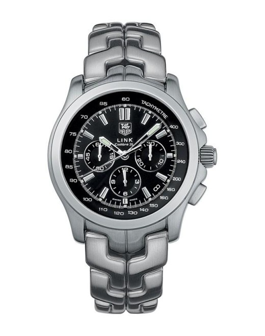 Tag Heuer Men's Link Black