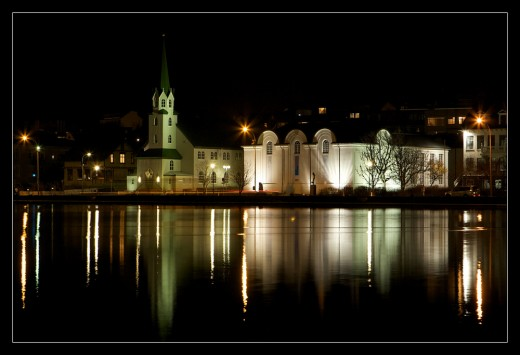 Frikirkjan Church - Iceland