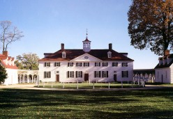 Homes of U.S. Presidents, Part I:  The Virginians