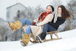 Winter Activities That Burn Calories