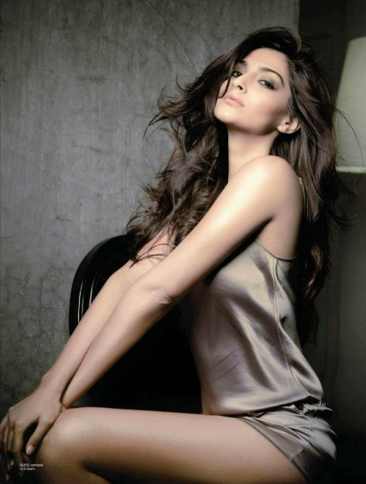 Sonam kapoor hot Picture