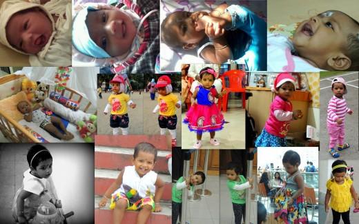 Two Years Journey of Aadhya