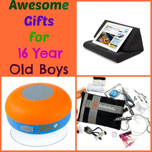 Best Gifts For 16 Year Old Boys