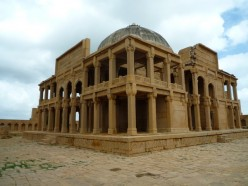 The Silent City Makli
