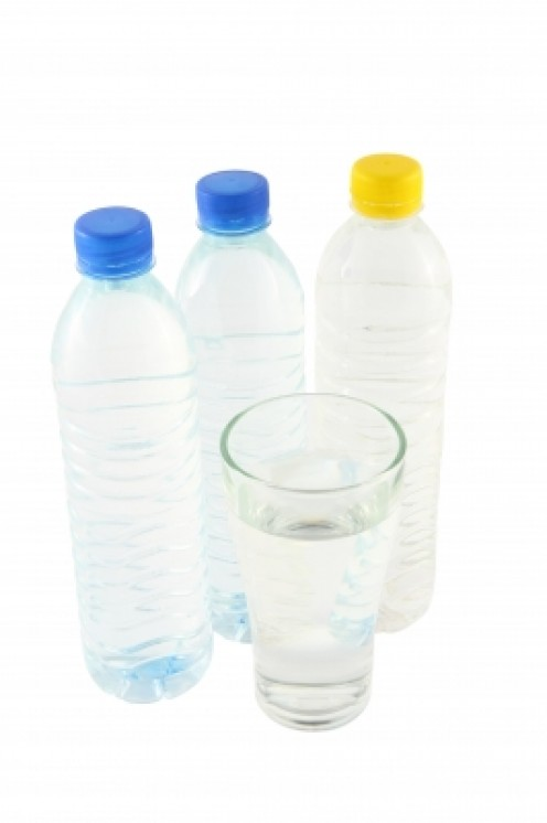 Plastic bottles can be used again and again!