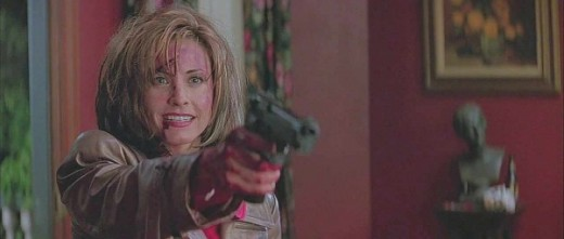 Courtney Cox as Gale Weathers