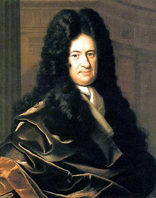 Gottried Wilhelm von Leibniz Wikipedia Public Domain