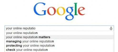 Online reputation matters.