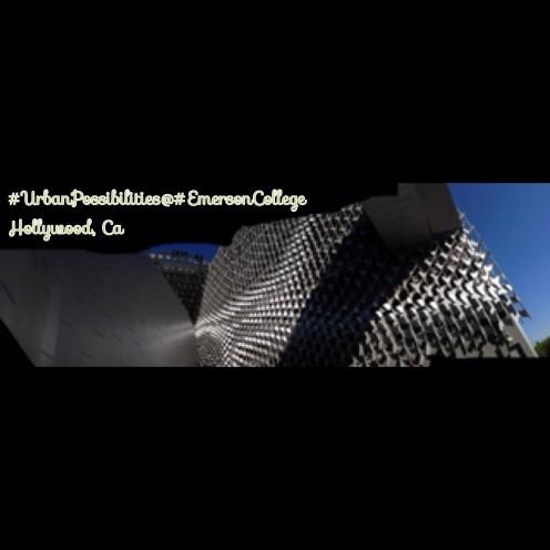 #UrbanPossibilities@EMERSONCOLLEGE