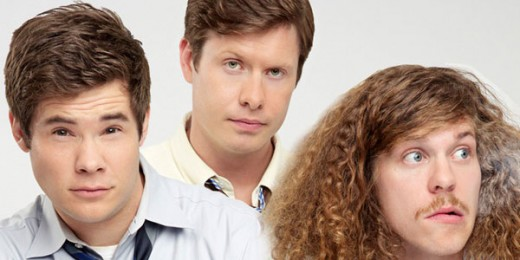 Adam, Ders and Blake
