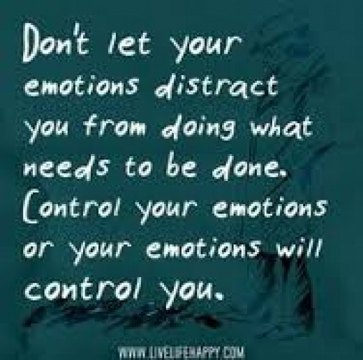 Take care of your emotional health!