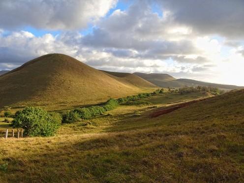 Rapa Nui Landscape