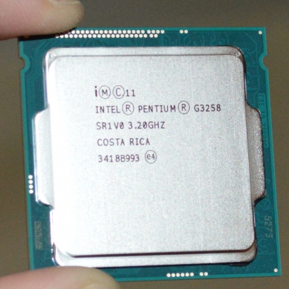 The Pentium G3258 is quickly becoming one of my favorite CPUs of all time. Use it with a cheap motherboard and you get an unbelievable gaming value for $55 to $70.