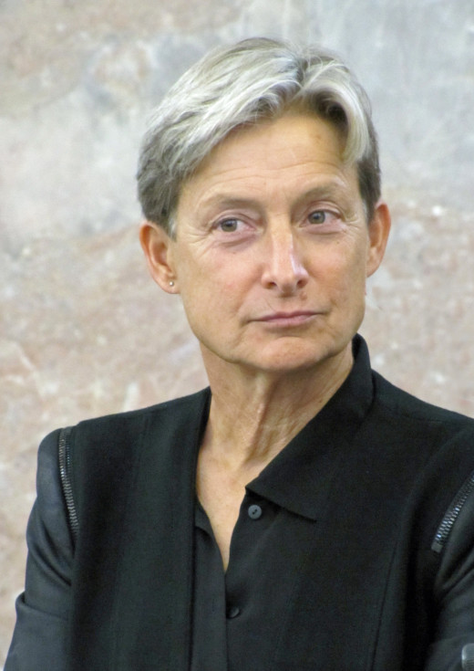 Judith Butler  11 September 2012
