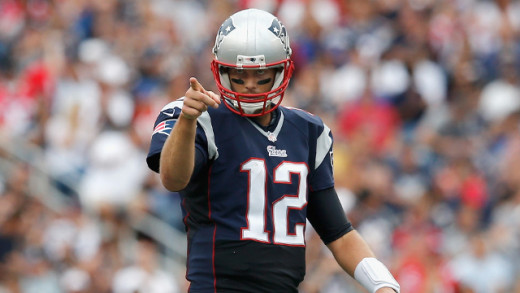 Brady had a great October.