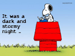 Even Snoopy can get in on the act
