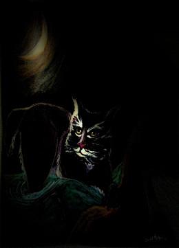 Dangers in the darkness...