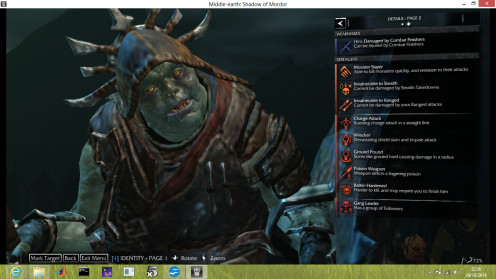 how to permanently kill uruks in shadow of mordor