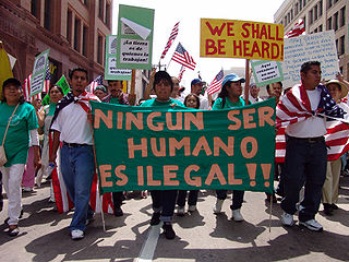 Illegal immigrant voters are suspected of voting in large numbers in U.S. elections.
