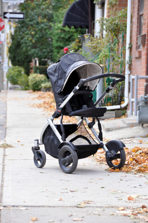 2013 Britax B-Ready stroller