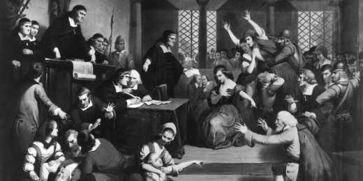 These books will give insight into the infamous Salem Witch Hunts and the theories behind them.